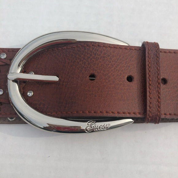 Guess Accessories - Guess Leather Belt